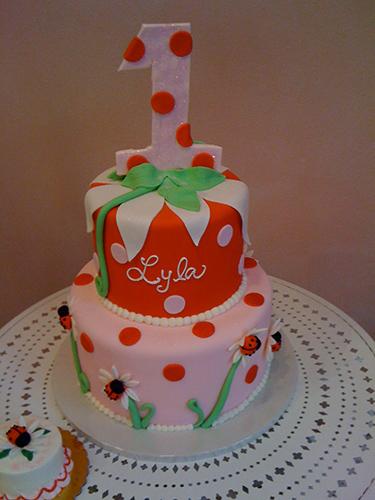 Birthday Cake Walnut Creek