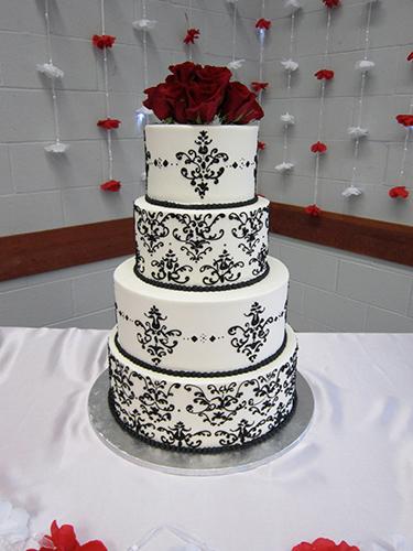 Walnut Creek Wedding Cakes
